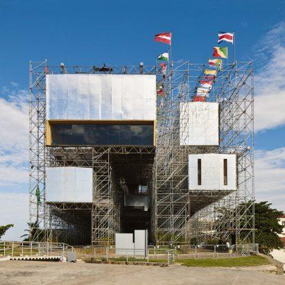 Pavilion Humanidade, Brazil, 2021 by Carla Juaçaba