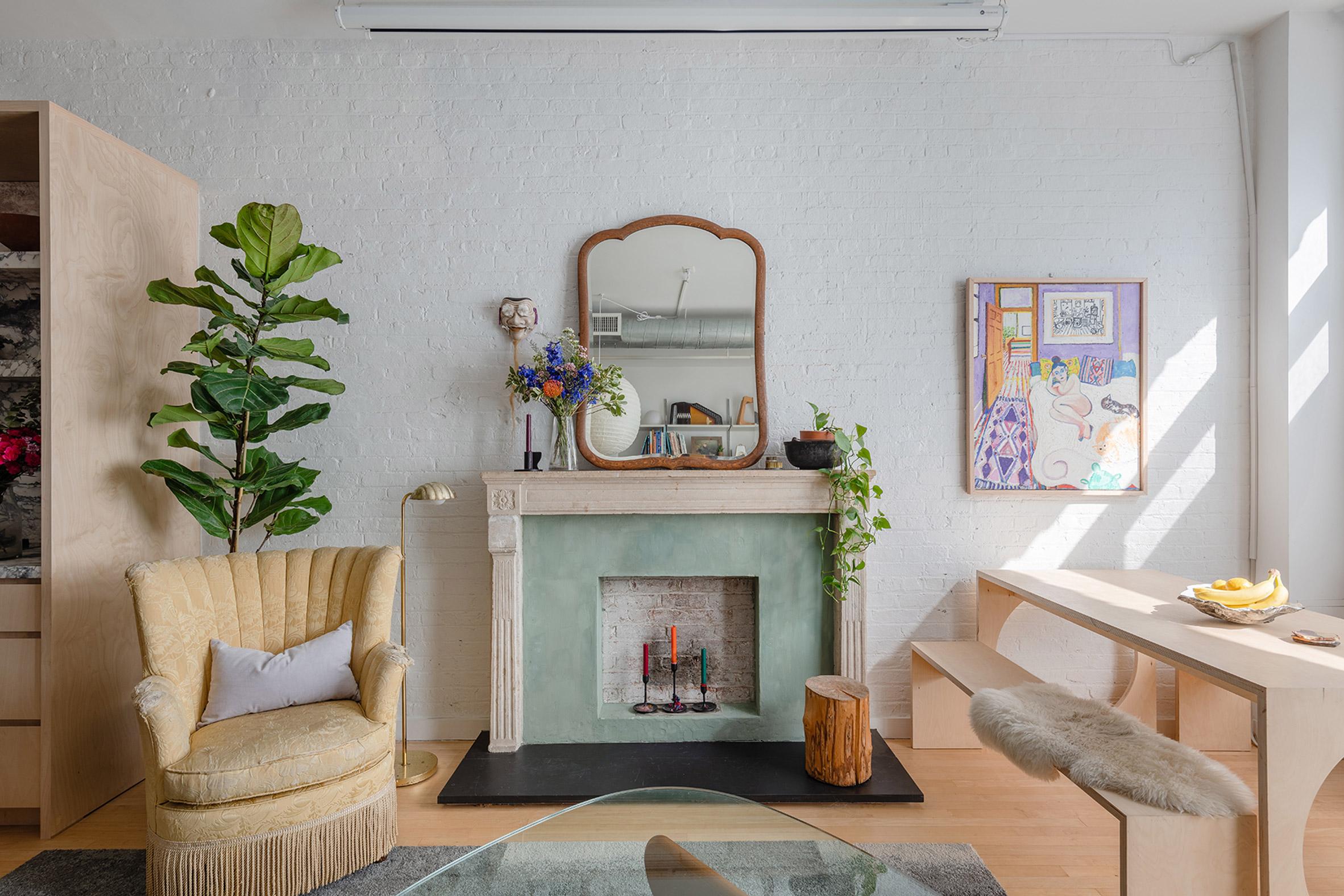 Brooklyn Loft by Dean Works