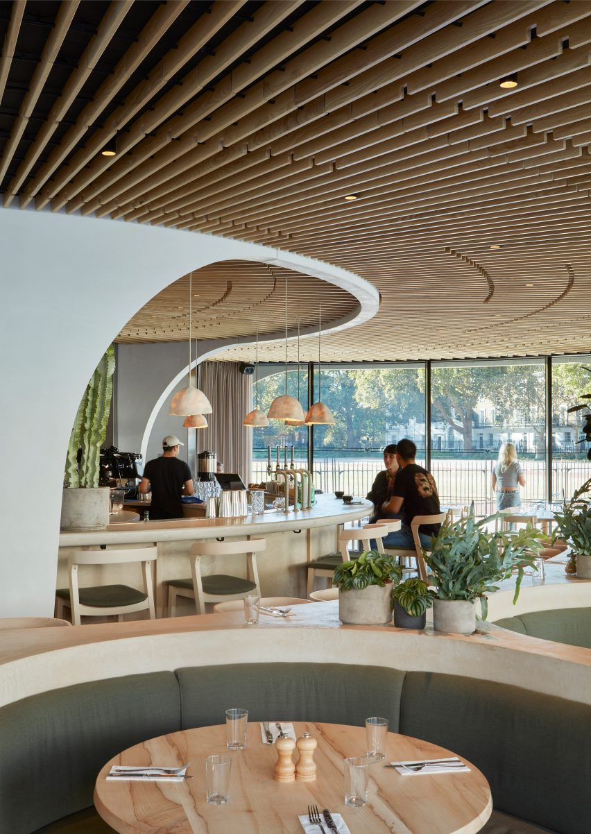Cadogen Cafe by NEX in Chelsea, London