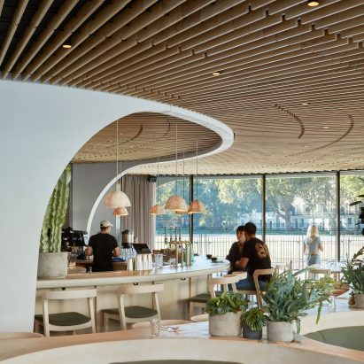 Cadogan Cafe by NEX