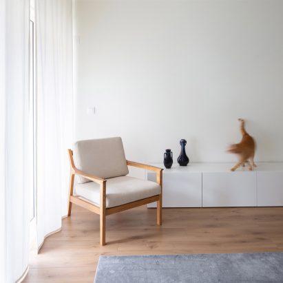 Carnide Apartment by Lola Cwikowski Studio