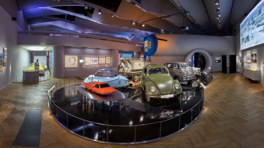 No other design object has impacted the world more than the car, says V&A show curator