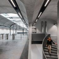 Centre de Conservation du Louvre by Rogers Stirk Harbour + Partners