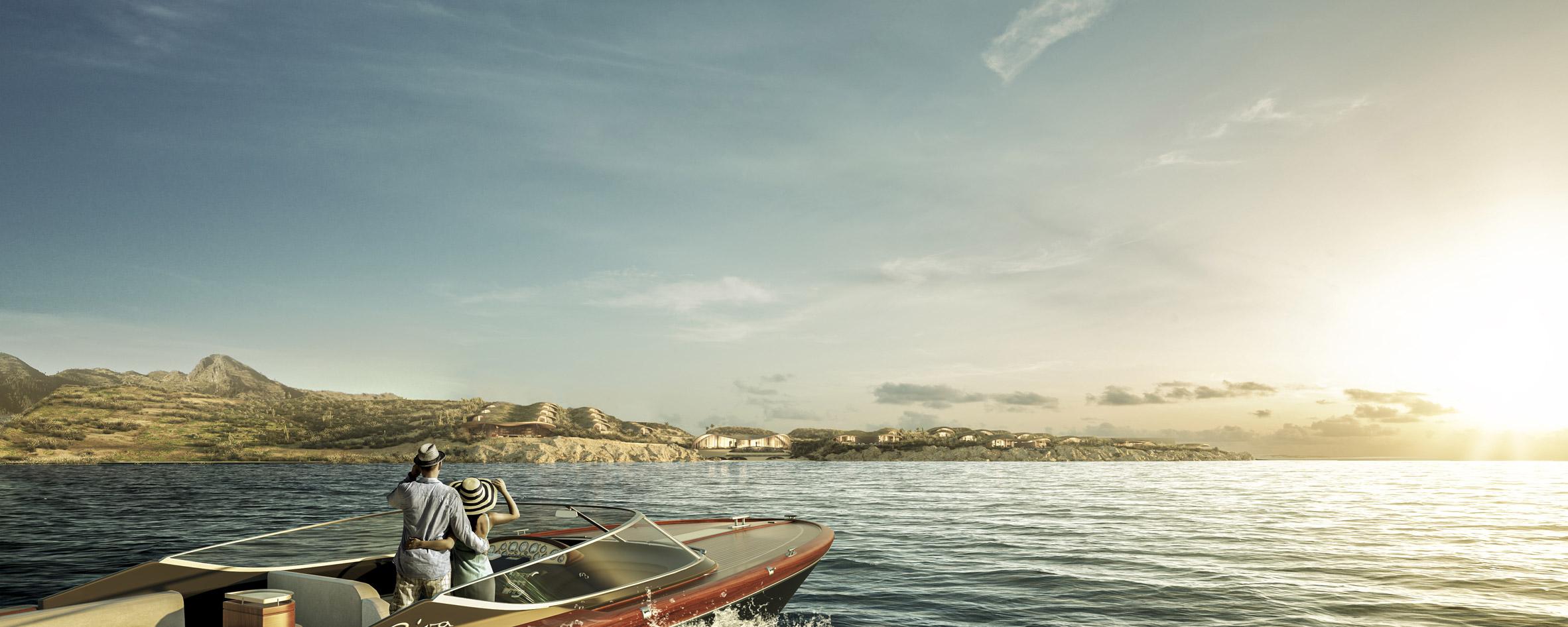 Chable Sea of Cortez by Sordo Madaleno Arquitectos