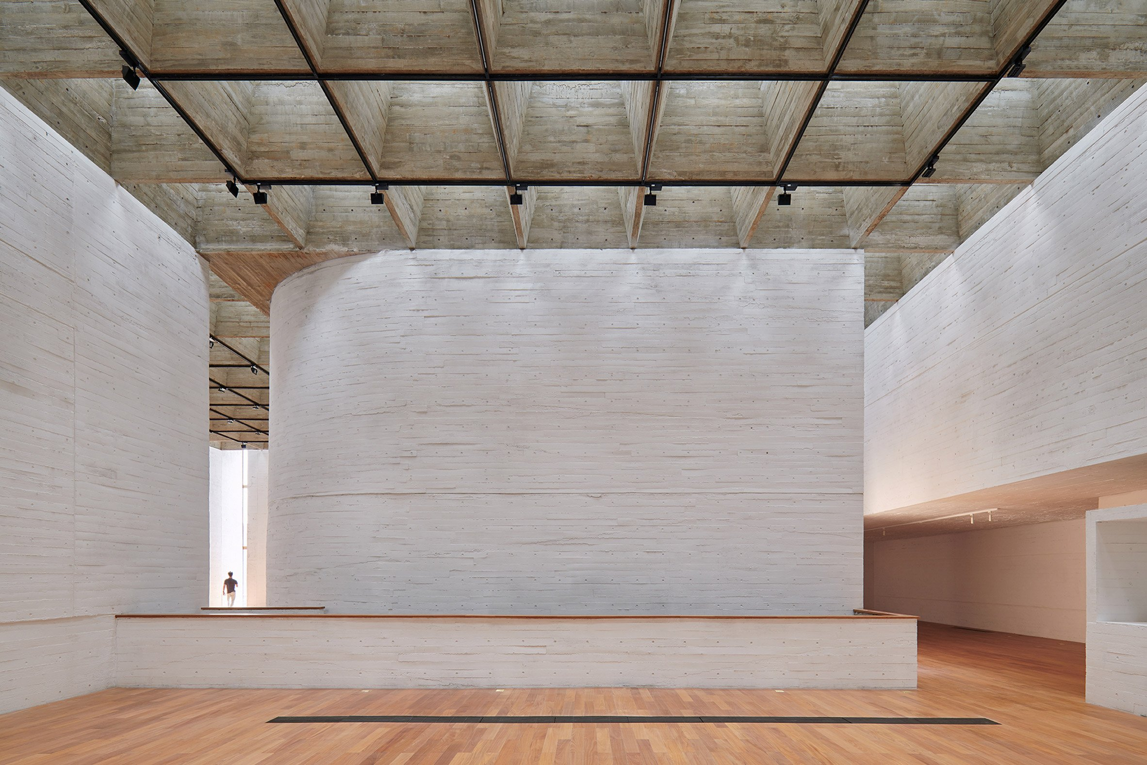 Changjiang Art Museum by Vector Architects,