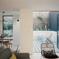 Corner House by 31/44 Architects interior