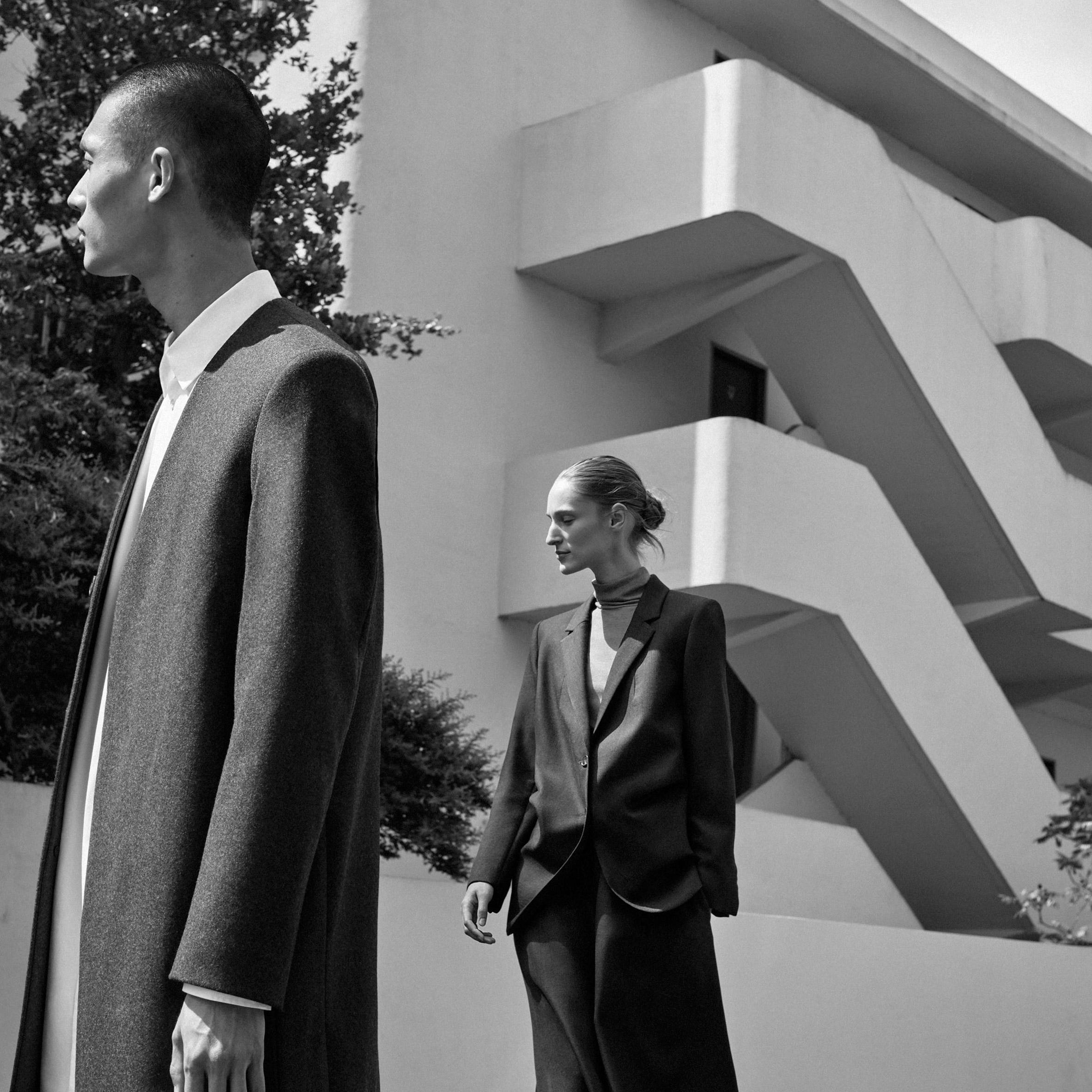 COS unveils fashion collection based on Bauhaus design principles thumbnail