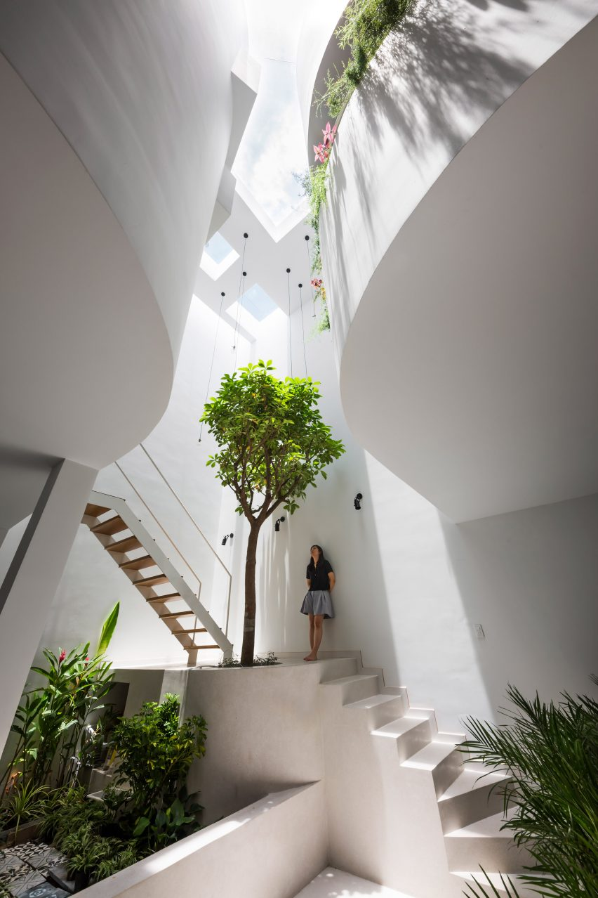 Daughter's House by Khuon Studio in Ho Chi Minh City