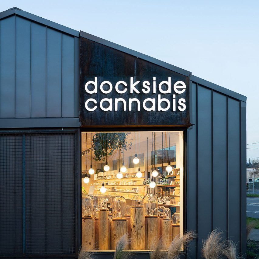 Dockside Cannabis by Graham Baba Architects