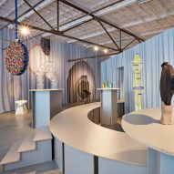 "Dutch Invertuals exhibition presents designers' interpretations of ""the circle"""