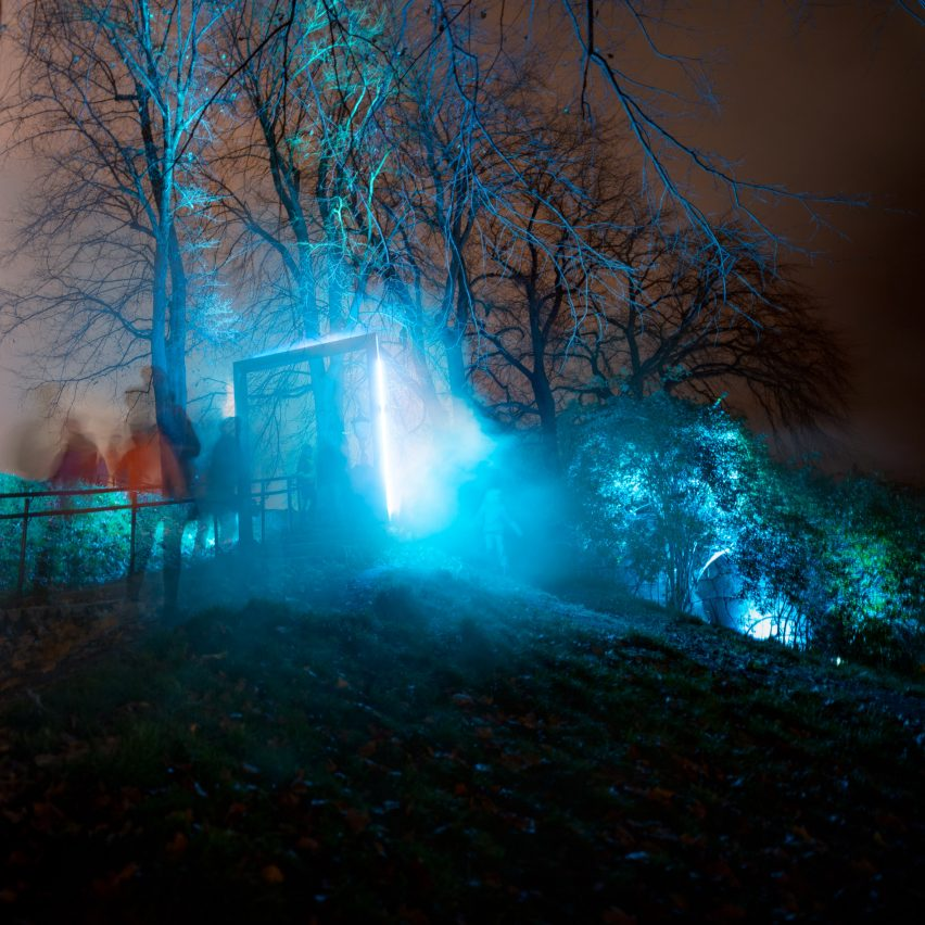 Fjord Oslo festival illuminates the city with series of installations