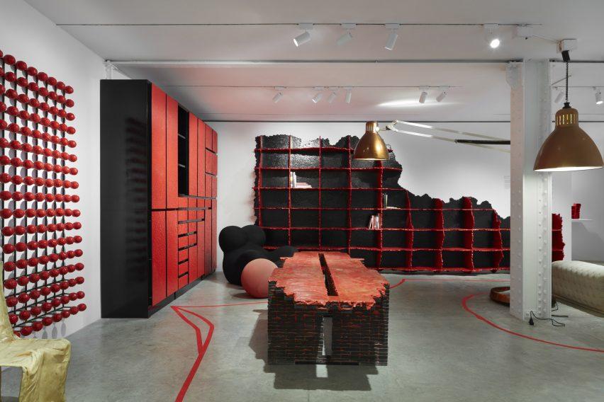 Gaetano Pesce Age of Contaminations Exhibition