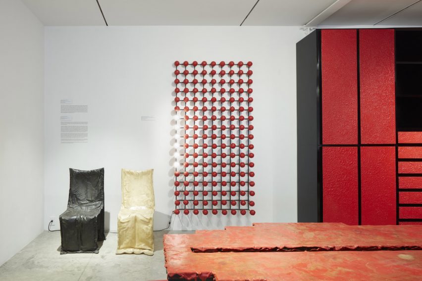 Gaetano Pesce Age of Contaminations Exhibition