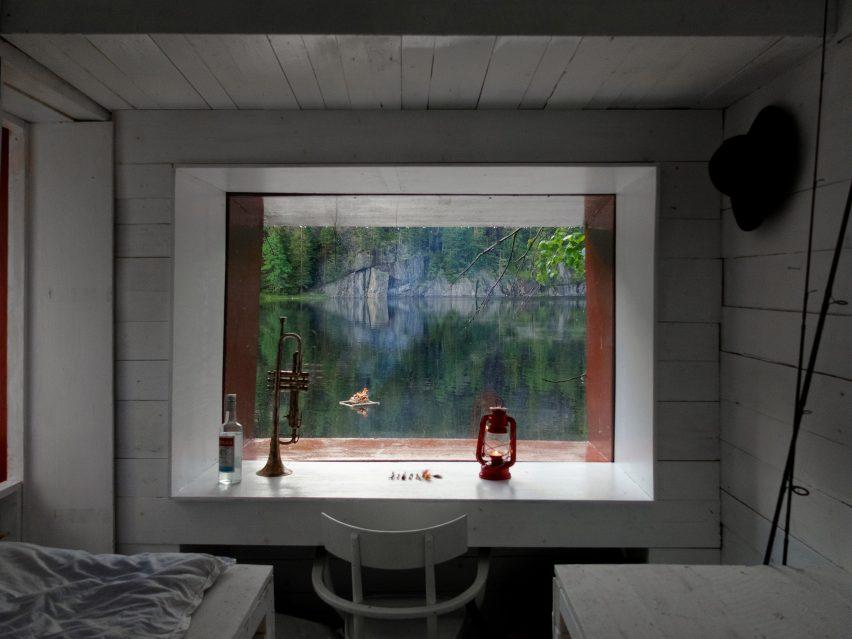 Gjemmested by Gartnerfuglen Arkitekter & Mariana de Delás