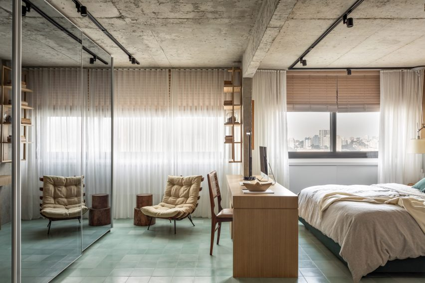 GM Apartment by NJ+