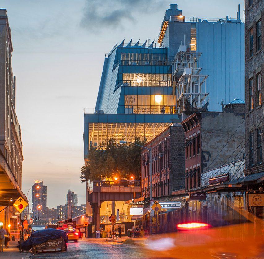Renzo Piano high-tech architecture