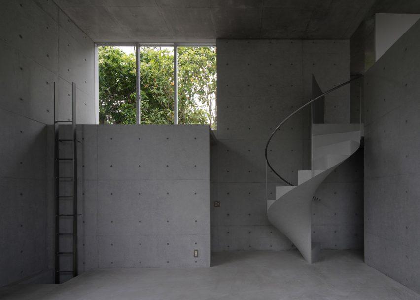 House Ashiya, Japan, by Kazunori Fujimoto Architect & Associates