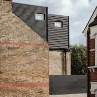 House for Four London house extension by Harry Thomson of Studioshaw