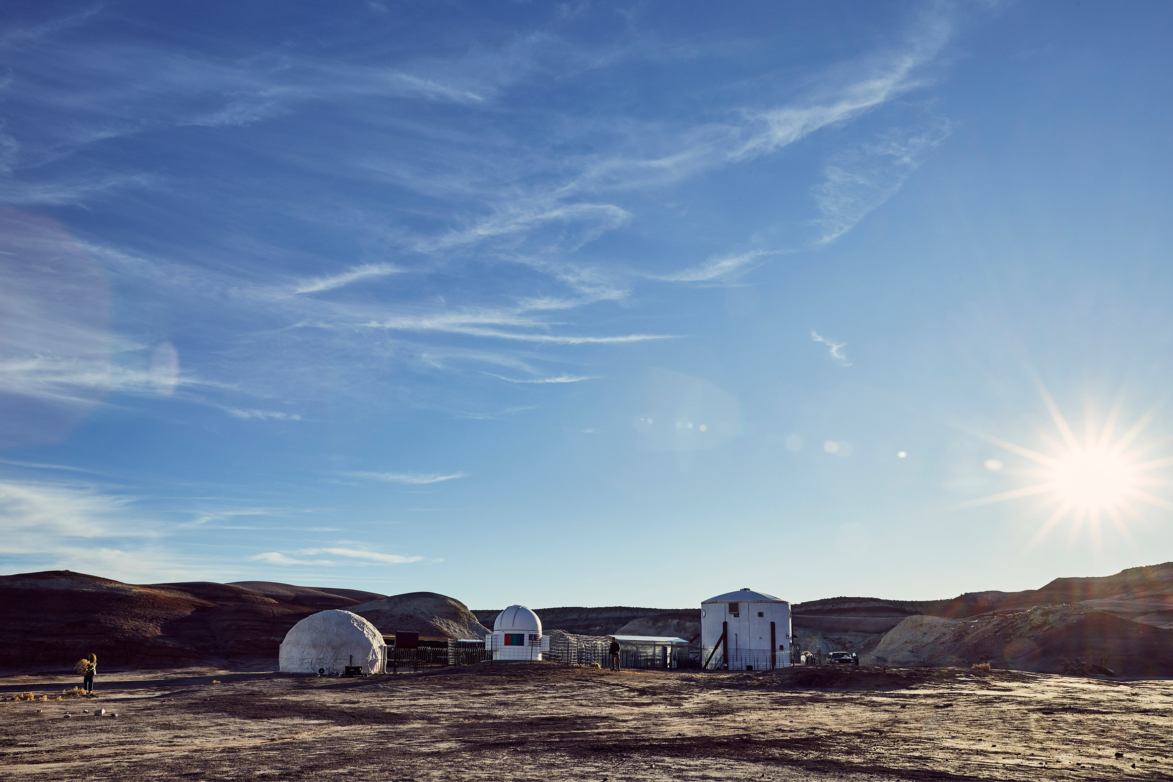 IKEA Mars Desert Research Station