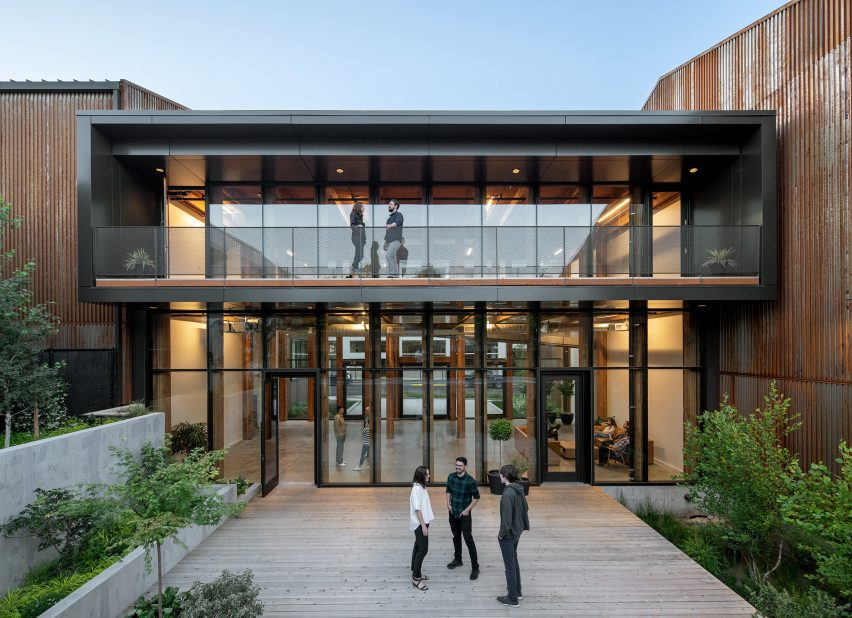 Redfox Commons by Lever Architecture