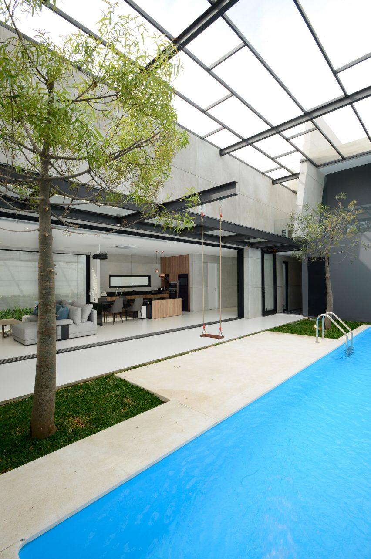 JJ House by Ivan Priatman in Surabaya, Indonesia