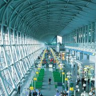 Renzo Piano's Kansai airport has a mile-long high-tech terminal