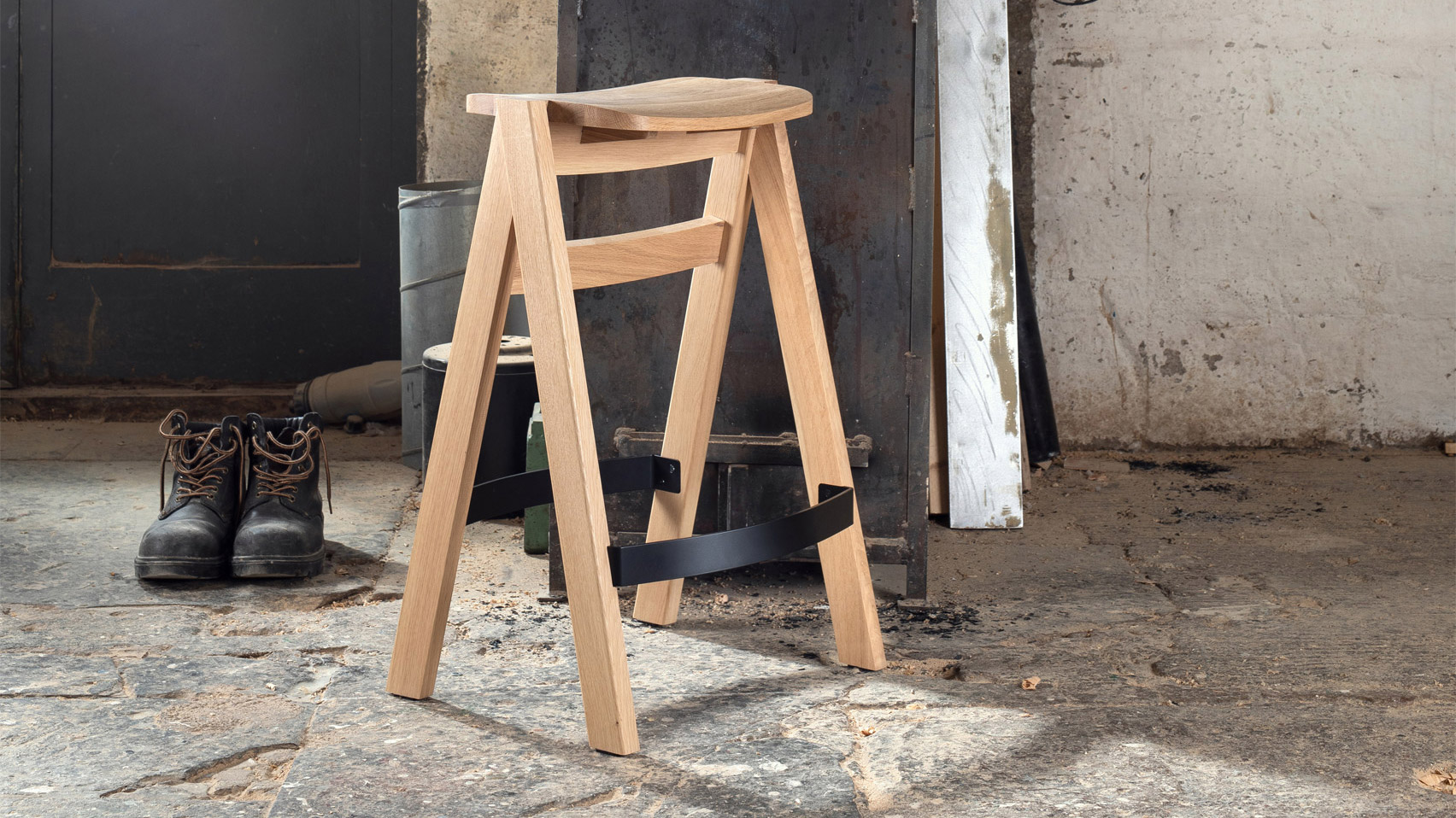 Prime Lap Stool By Smithmattias Highlights Traditional Joinery Caraccident5 Cool Chair Designs And Ideas Caraccident5Info