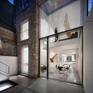 Light Falls by Flow Architecture and Maria Grazia Savito Architects