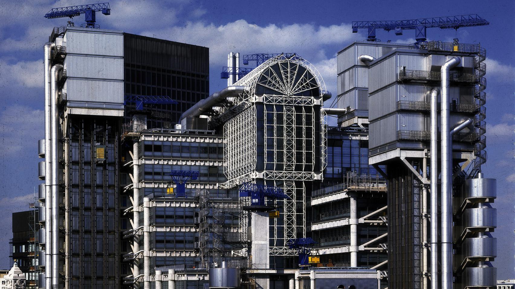 Lloyd's Building In London To Undergo