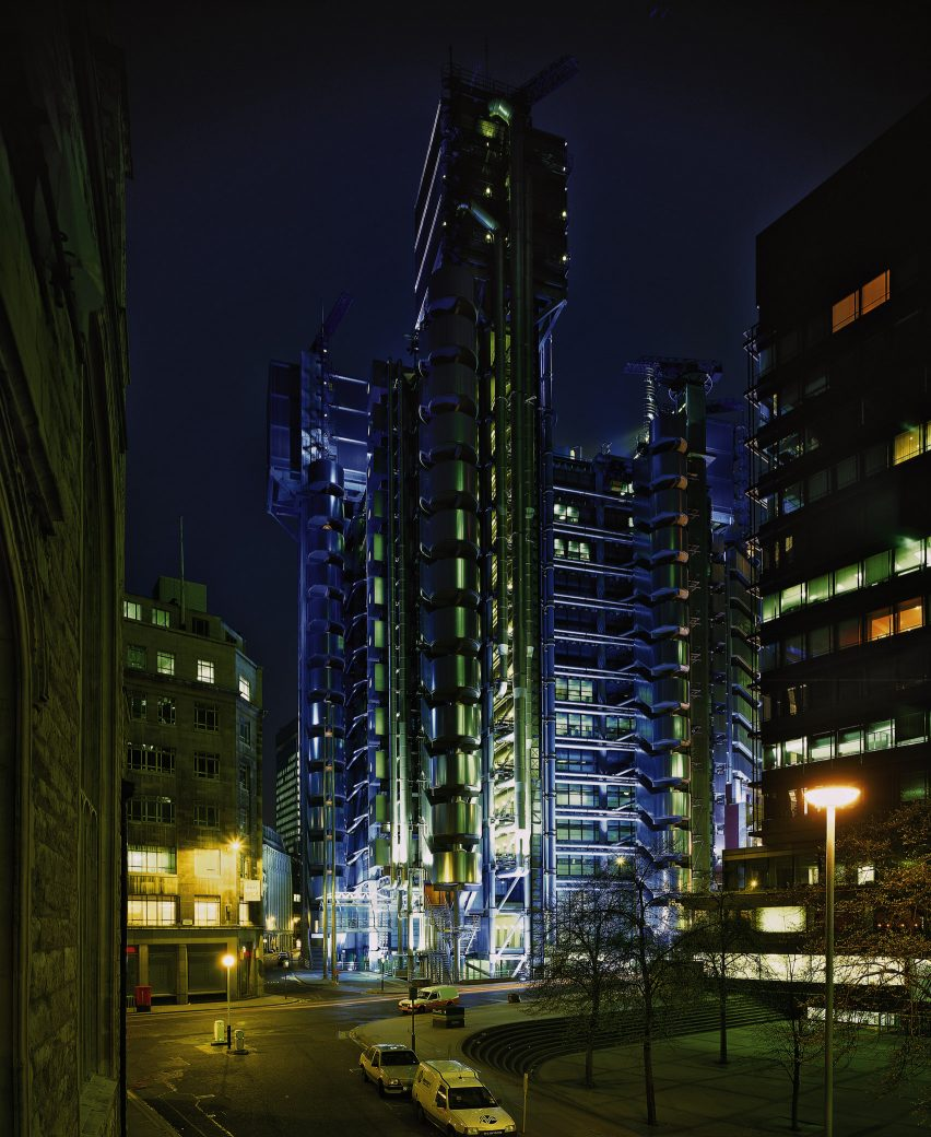 Lloyd's of London by Richard Rogers and Partners