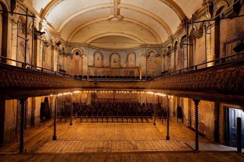 London's Great Theatres book by Simon Callow and Derry Moore for Prestel