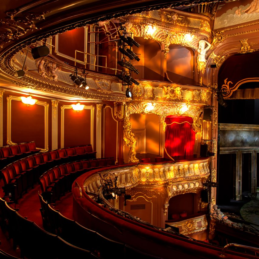 Competition: win a copy of London?s Great Theatres by Simon Callow and Derry Moore