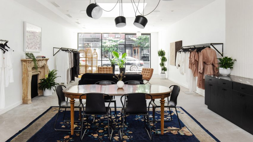 Lunya Nolita store in New York City
