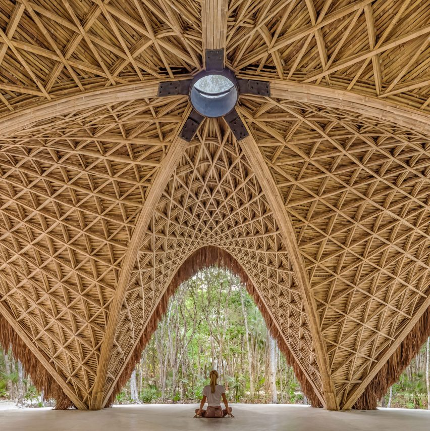 Luum Temple, Mexico, by CO-Lab Design Office