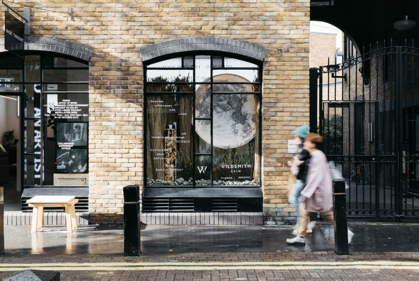 Made Thought shop in Seven Dials