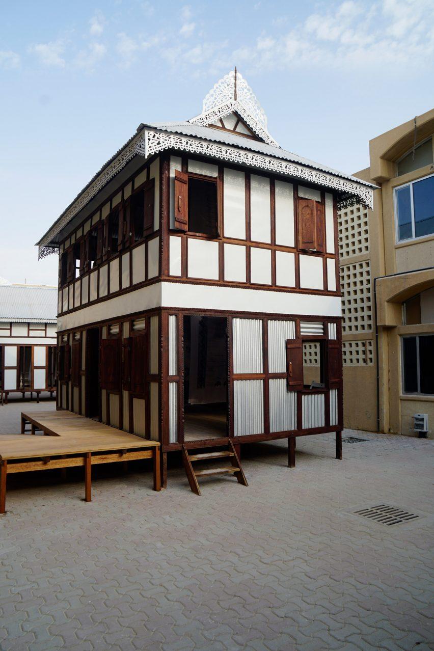 Inheriting Wetness at Sharjah Architecture Triennial by Marina Tabassum