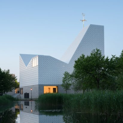 Dezeen's top 10 churches and chapels of 2019