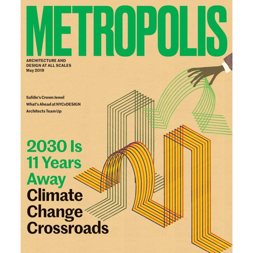 Sandow acquires Metropolis magazine
