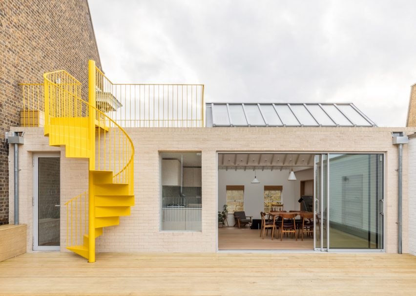 Mile End Road, England, Vine Architecture Studio