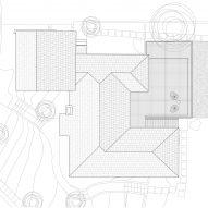 Mount Washington Studio by FAR Site Plan