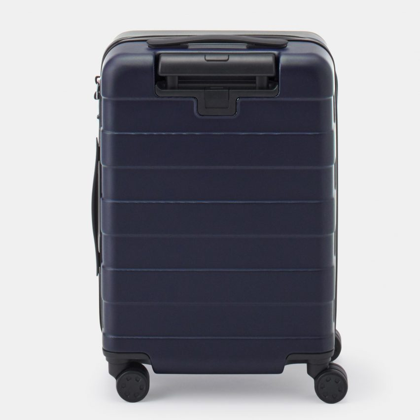 Competition: win a Hard Case Trolley suitcase by Muji