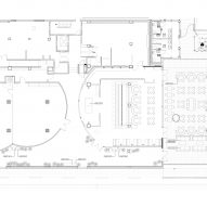 Nautilus by Arlo Restaurant Floor Plan