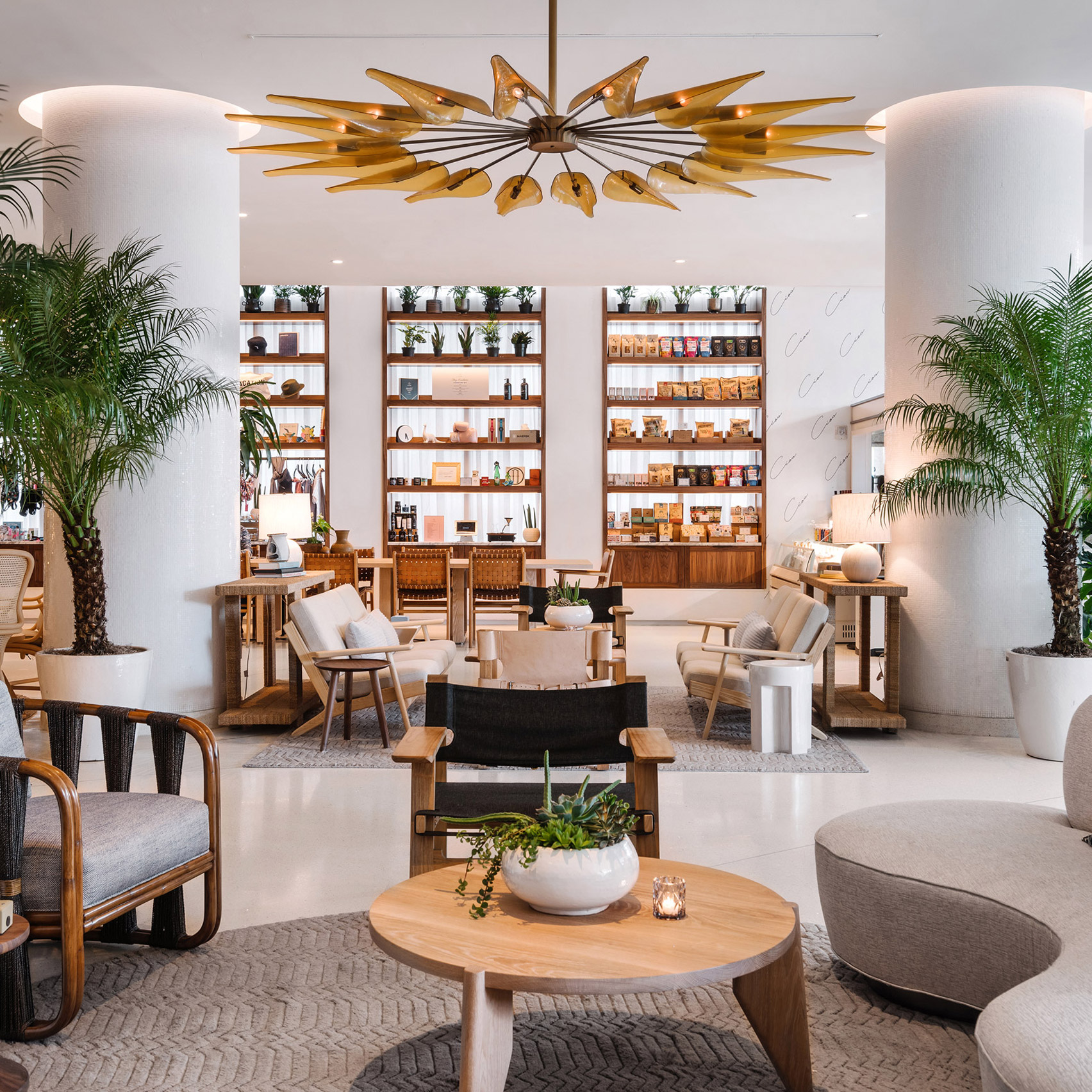 Nautilus By Arlo Reopens Within Revamped 1950s Hotel In Miami