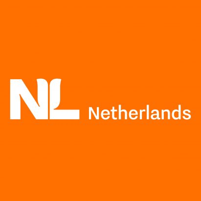 Rebranded Netherlands NL logo by Studio Dumbar