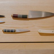 Chef, Paring and Table knives by Florentine Kitchen Knives FKK