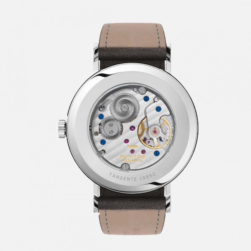 Nomos Glashütte releases two new Bauhaus-inspired watches