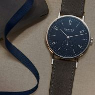 Nomos Glashütte's watches take cues from Bauhaus style