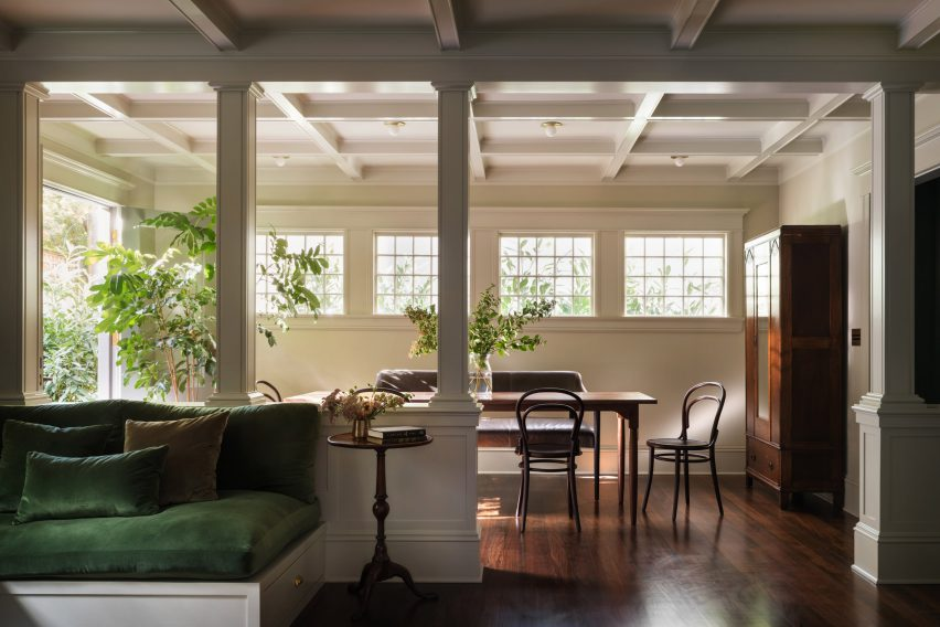 NW Johnson Street House by Jessica Helgerson