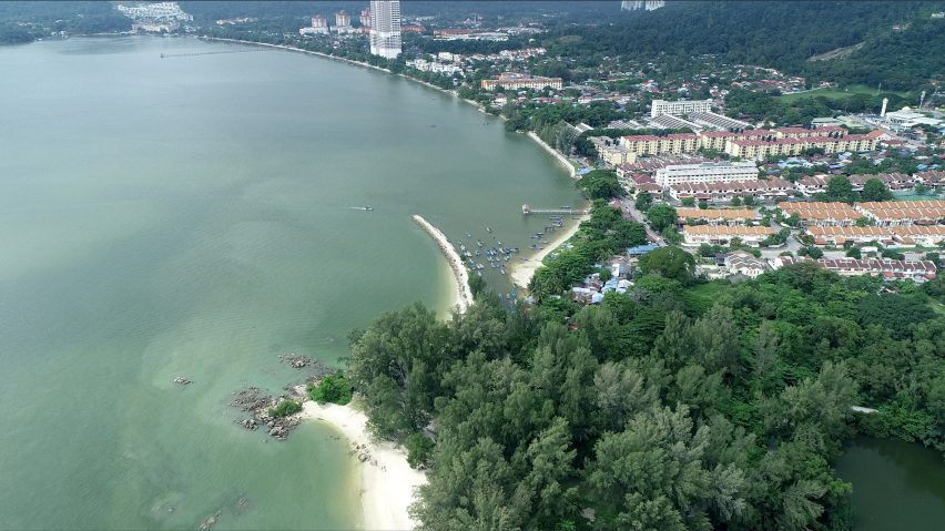 Penang South Islands masterplan design competition
