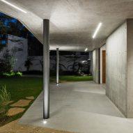 PK Residence Annex by Reinach Mendonça Architects